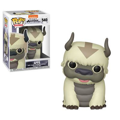 Funko POP Animation Avatar Last Airbender Appa - #540